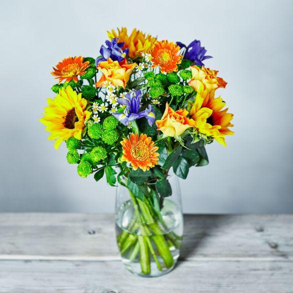 Mother's Day Bright Bouquet Orange