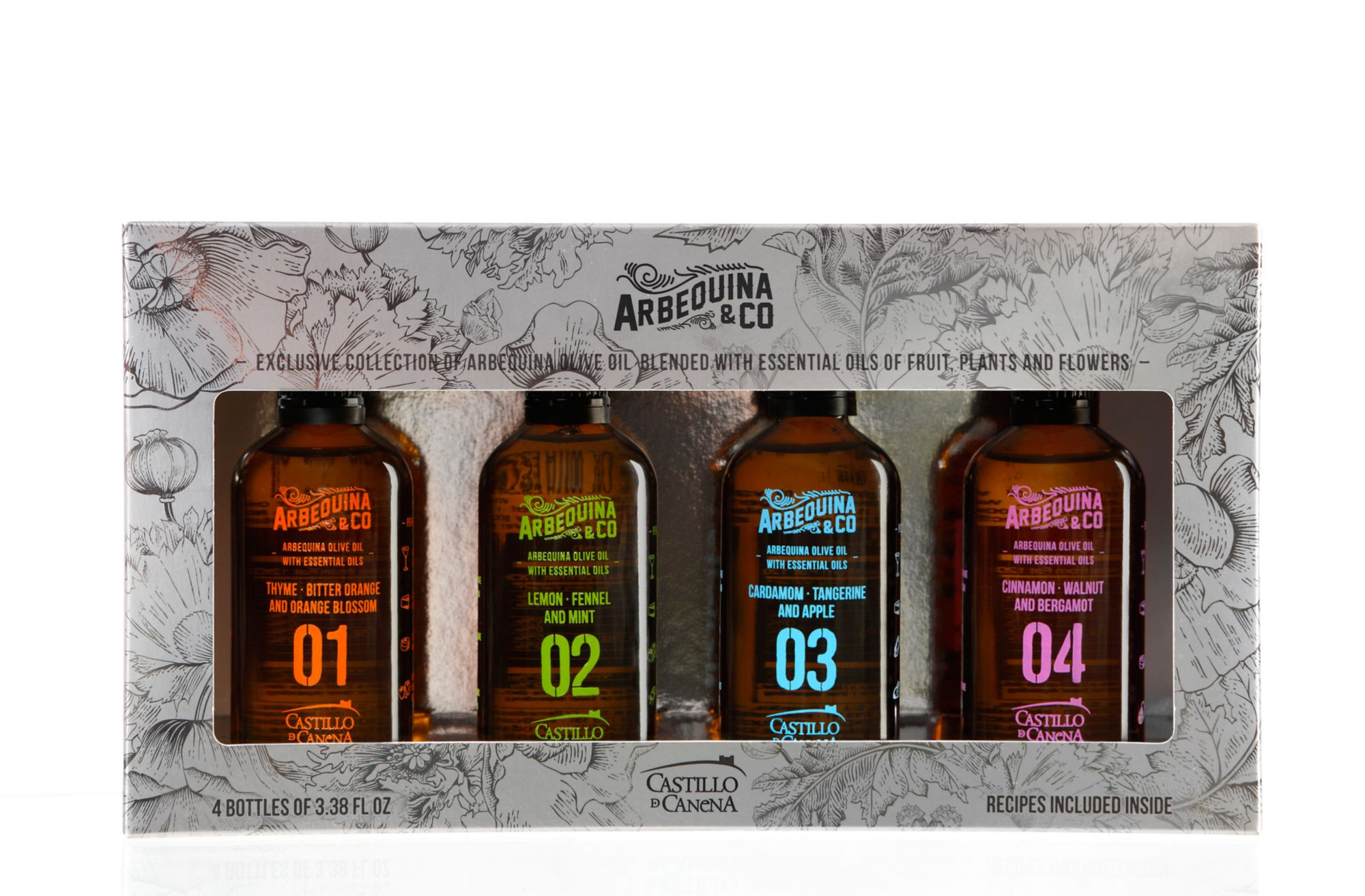 Image of Arbequina & Co Olive Oil Tasting Box