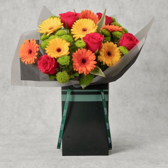 Medium Bright & Beautiful Gift Bag Orange