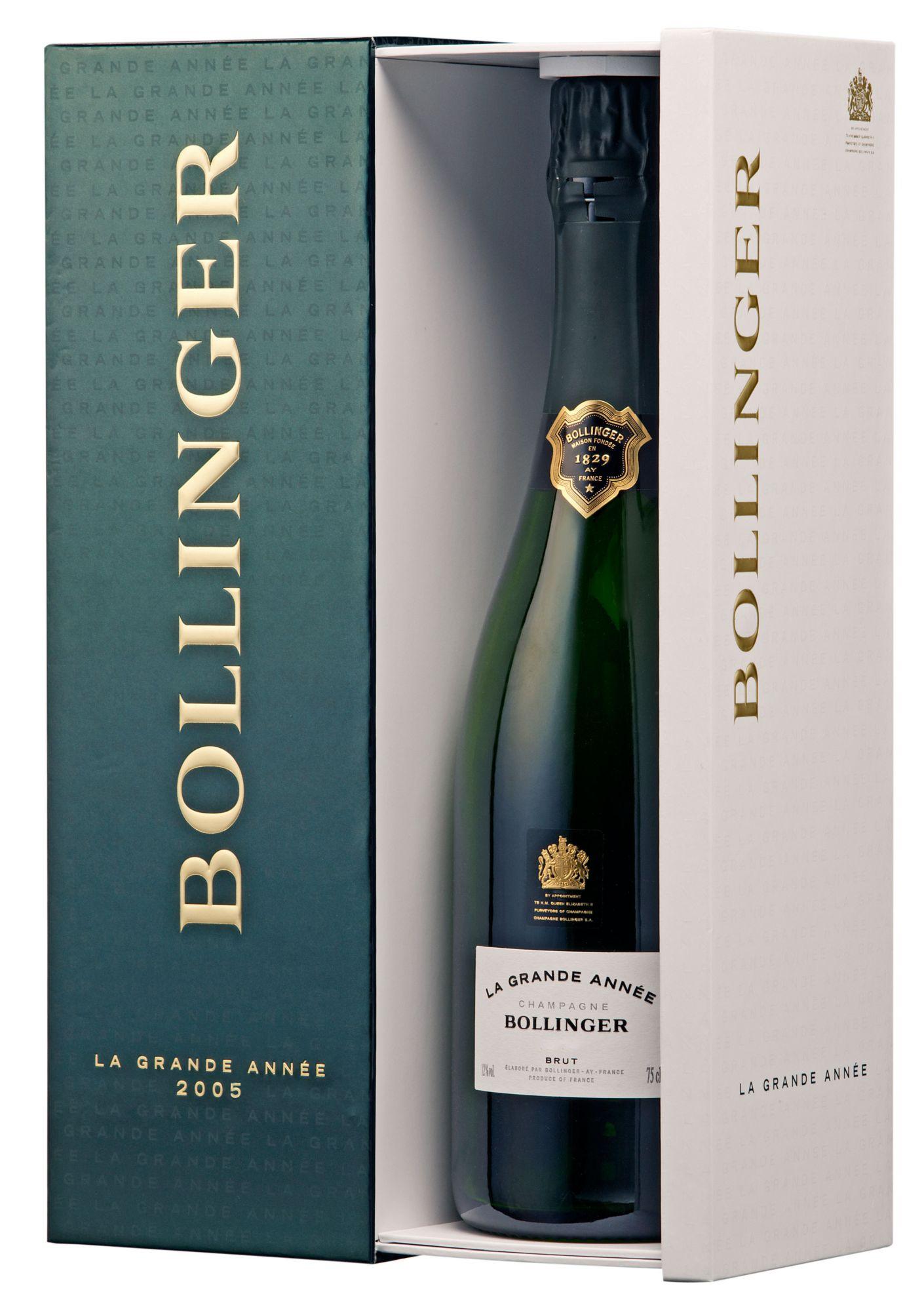 Image of Bollinger La Grande Année Brut 2005