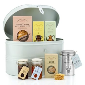 Gift hampers for all occasions waitrose gifts cartwright butler vintage tin gift negle Image collections