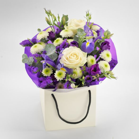 Same Day Simply Joy Bouquet Pastel.