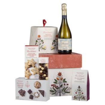Waitrose gifts waitrose christmas gift box negle Choice Image