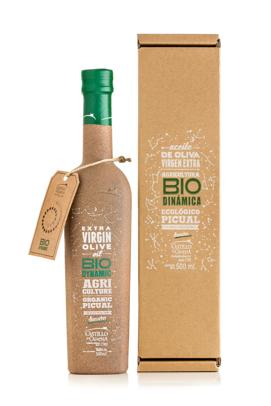 Image of Biodynamic Extra Virgin Olive Oil 500ml