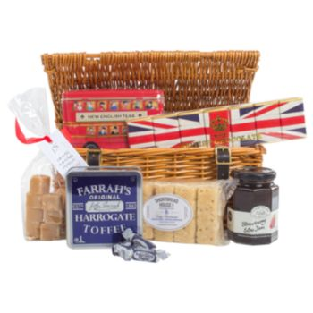 Gift hampers for all occasions waitrose gifts john lewis taste of britain hamper negle Image collections