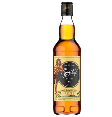 Sailor Jerry Spiced Caribbean Rum