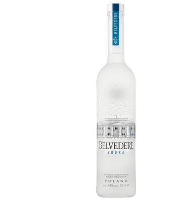 Belvedere Polish Rye Vodka