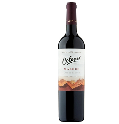 Colomé Malbec 2014 Calchaqui Valley, Salta Argentina