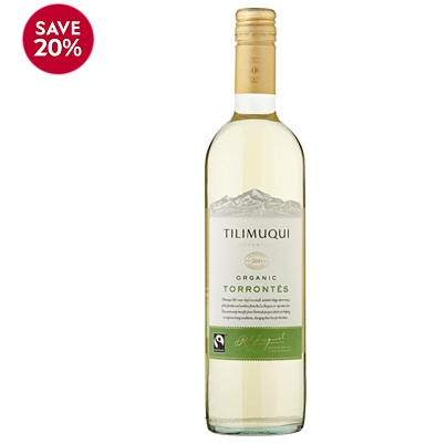 Tilimuqui Fairtrade Single Vineyard Torrontés