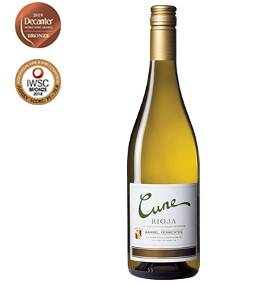 Cune Barrel Fermented Rioja Blanco