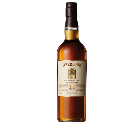 Aberlour 10-Year-Old Speyside Single Malt Whisky