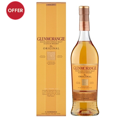 Glenmorangie Original Highland Single Malt Whisky