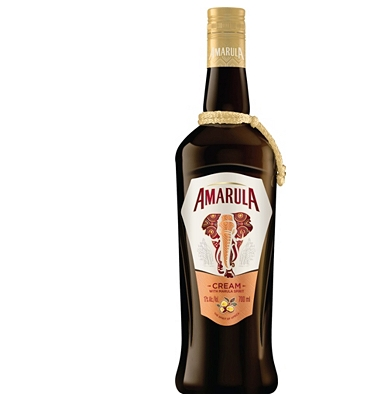 Amarula Cream Liqueur, South Africa