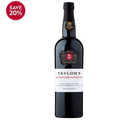 Taylor's Late-Bottled Vintage Port