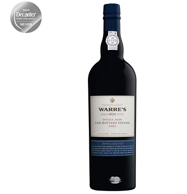 Warre's Bottle-Aged Late-Bottled Vintage Port