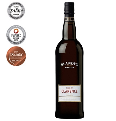 Blandy's Duke of Clarence Rich Madeira
