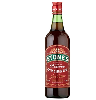 Stone's Special Reserve Green Ginger Wine