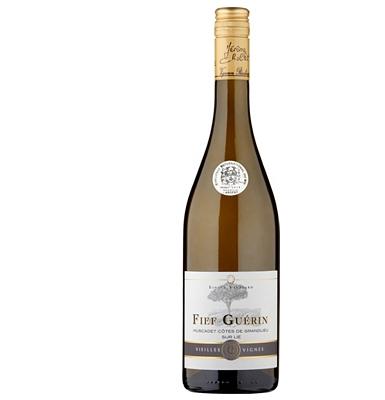 Fief Guerin Muscadet Côtes de Grandlieu Sur Lie Vieilles Vignes 2016,France