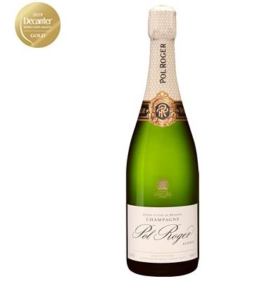 Pol Roger Brut Réserve ChampagneNV