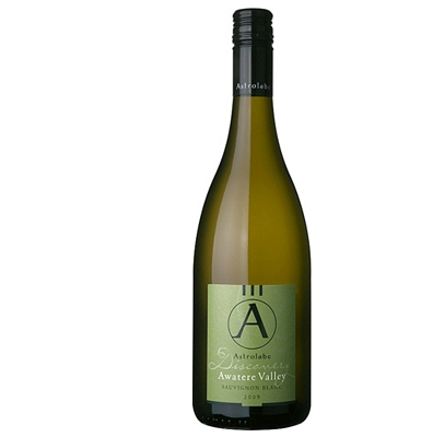 Astrolabe Awatere Valley sauvignon blanc 2016/17 New Zealand