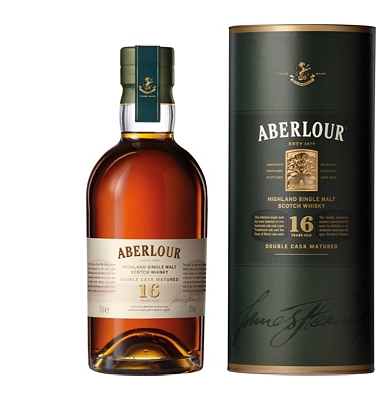 Aberlour 16-Year-Old Speyside Single Malt Whisky