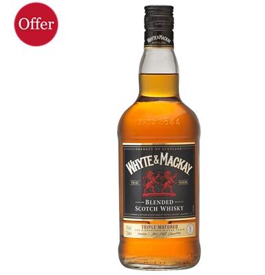 Whyte & Mackay Special Scotch Whisky