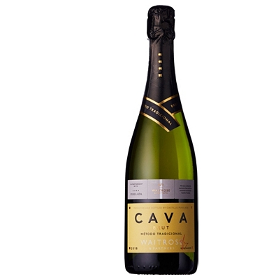 Cuvee del Castillo Waitrose In Partnership Cava Brut NV, Spain
