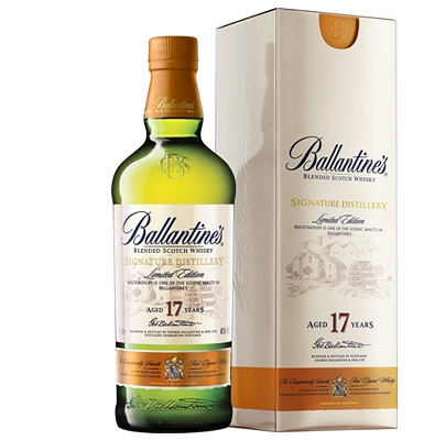 Ballantine's 17-Year-Old Miltonduff Edition