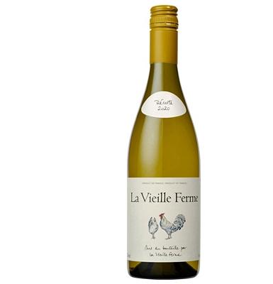 La Vieille Ferme Blanc 2016,France