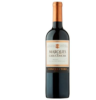 Marques de Casa Concha Merlot 2013