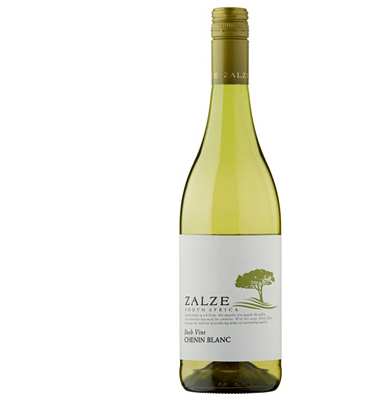 Zalze Bush Vine Chenin Blanc, Coastal Region, South Africa 2016