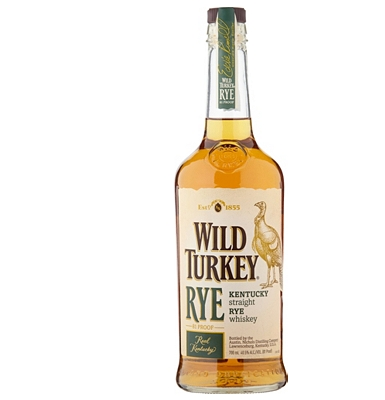 Wild Turkey Kentucky Rye Whiskey