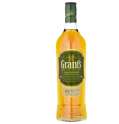Grant's Sherry Cask Reserve Whisky