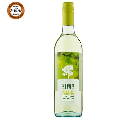 Storm Tree Semillon Chardonnay 2015