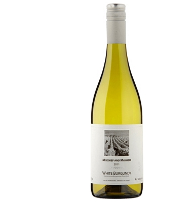 Mischief and Mayhem Chardonnay White Burgundy
