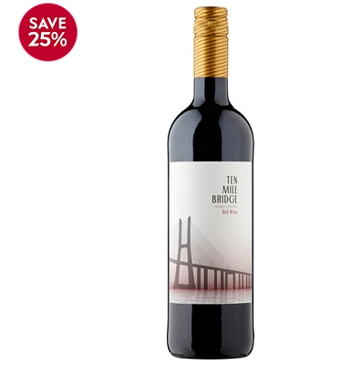 Ten Mile Bridge Portuguese Red