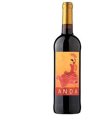 ANDA Tempranillo Syrah,Andalucia