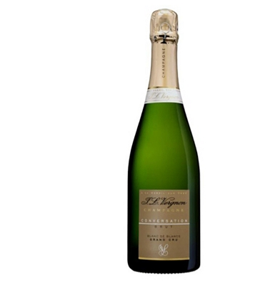 J.L. Vergnon 'Conversation' Grand Cru Blanc de Blancs Brut NV