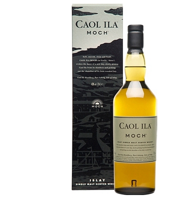 Caol Ila Moch Islay Single Malt Whisky