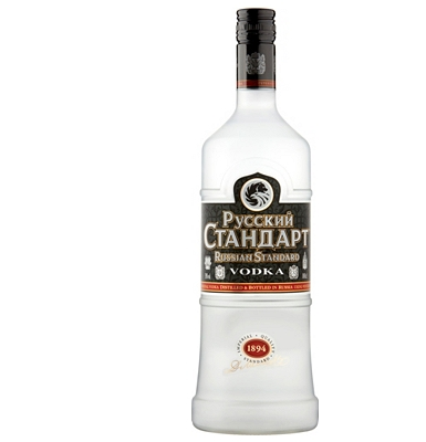 Russian Standard Vodka 1 Litre