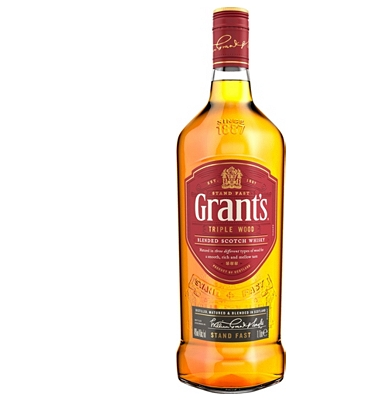 Grant's Family Reserve Scotch Whisky 1 litre