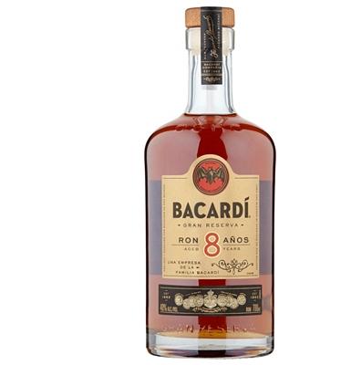 Bacardi Ocho Anos Rum