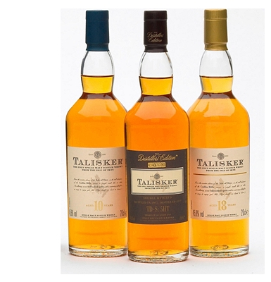 The Talisker Collection Pack