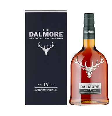 The Dalmore 15-Year-Old Highlands Single Malt Whisky