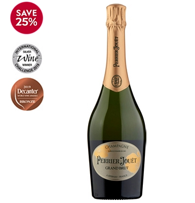 Perrier-Jouët Grand Brut NV