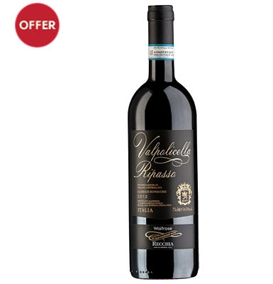 2012 Waitrose In Partnership Valpolicella Ripasso
