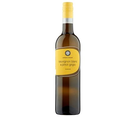 Puklavec & Friends Sauvignon Blanc Pinot Grigio 2016