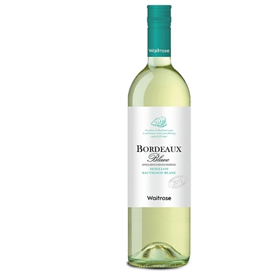 Waitrose Bordeaux Blanc
