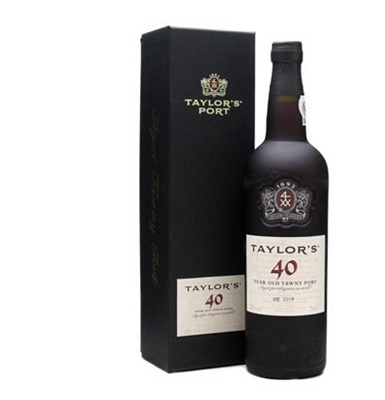 Single Bottle: Taylor's 40-Year-Old Tawny Port