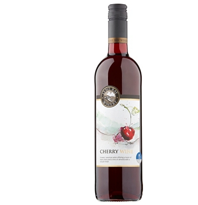 Lyme Bay Winery Cherry Wine